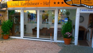 Hotel Karthäuser Hof Flörsheim, Frankfurt, Wiesbaden, Mainz, Rheingau, Messehotel, Langzeitmiete